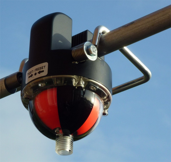 Ground Fault Indicator Testers : Overhead fault indicator