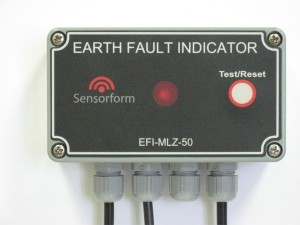 Earth Fault Indicator